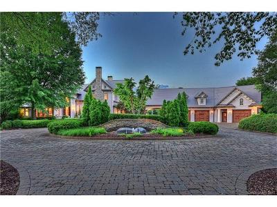 Sherrills Ford Single Family Home Under Contract-Show: 8556 Dog Leg Road