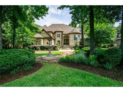 Waxhaw Single Family Home For Sale: 8812 Kentucky Derby Drive