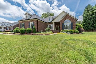 Kannapolis Single Family Home Under Contract-Show: 5585 Oakmont Street