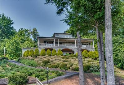 Lake Lure Single Family Home For Sale: 611 Quail Ridge Boulevard