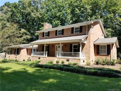 Weddington Single Family Home For Sale: 212 Larkfield Drive