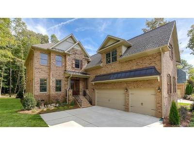 Indian Trail Single Family Home For Sale: 1104 Anniston Place #Lot 52