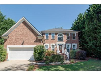 Cornelius Single Family Home For Sale: 20607 Rio Oro Drive