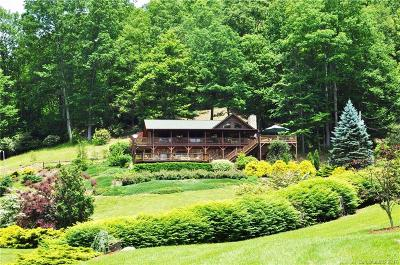 Single Family Home For Sale: 402 Grassy Gap Road
