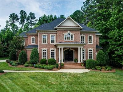 Weddington Single Family Home For Sale: 8008 Wicklow Hall Drive