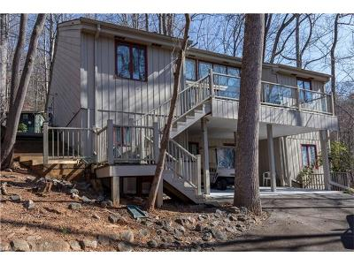 Lake Lure Single Family Home For Sale: 192 White Pine Drive #16