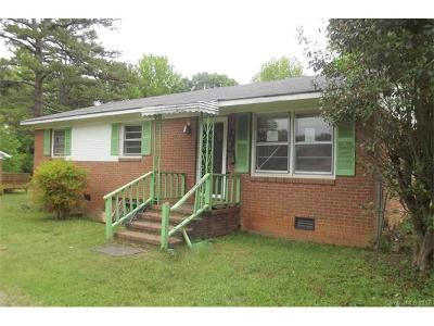 York SC Single Family Home Under Contract-Show: $49,900