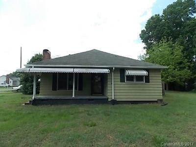 Single Family Home Sold: 3241 Old Mocksville Road