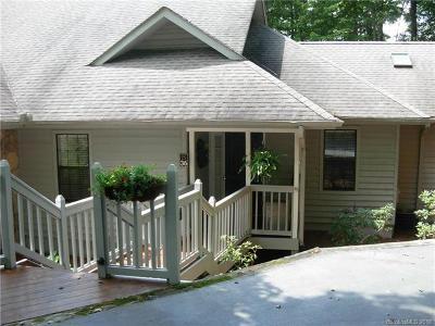 Transylvania County Condo/Townhouse For Sale: 36 River Club Villas Drive #5B