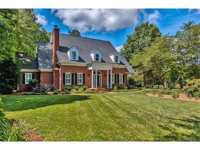 Waxhaw Single Family Home For Sale: 1701 White Pond Lane