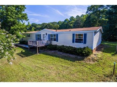 Rock Hill Single Family Home For Sale: 794 Church Road