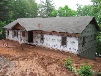 Transylvania County Single Family Home For Sale: 124 Wildwood Way