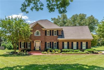Weddington Single Family Home For Sale: 1118 Willow Oaks Trail #55