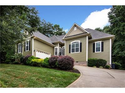 Troutman Single Family Home For Sale: 117 Deer Run Drive