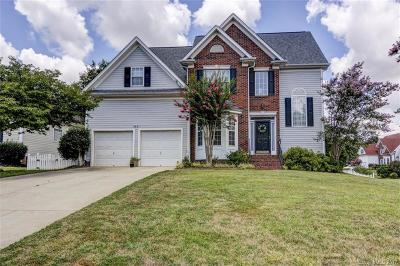 Single Family Home Under Contract-Show: 2621 Billings Park Drive