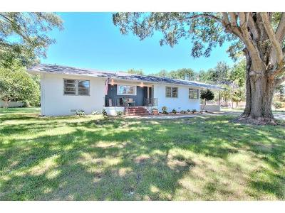 Mint Hill Single Family Home For Sale: 5701 Matthews Mint Hill Road #1