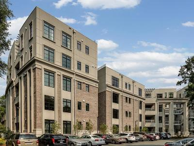 Charlotte Condo/Townhouse For Sale: 1333 Queens Road #C1