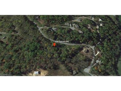 Hendersonville Residential Lots & Land For Sale: 104 Tatham Road #71