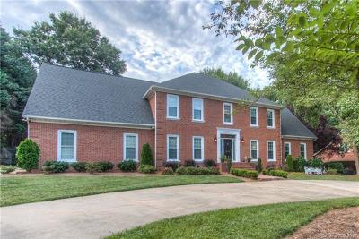 Gastonia Single Family Home For Sale: 3513 Country Club Drive