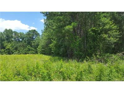 Wadesboro Residential Lots & Land For Sale: 477 Diggs Road