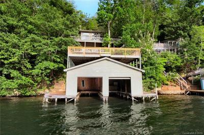 Lake Lure, Mill Spring Single Family Home For Sale: 166 Lake Ridge Drive #4