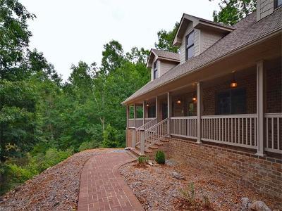 Brevard Single Family Home For Sale: 463 Cheulah Road