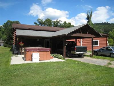 Asheville Single Family Home For Sale: 400 Azalea Road E