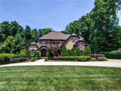 Mint Hill Single Family Home Under Contract-Show: 6543 Robin Hollow Drive