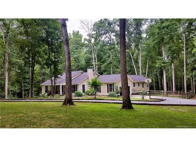 Waxhaw Single Family Home For Sale: 1318 Larkridge Court