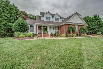 Cherryville Single Family Home Under Contract-Show: 119 Oak Point Drive