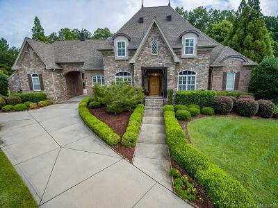 Weddington Single Family Home Under Contract-Show