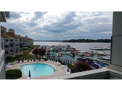 Cornelius Condo/Townhouse For Sale: 18755 Vineyard Point Lane #Unit 24