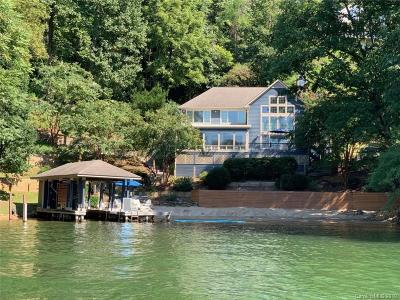 Lake Lure, Mill Spring Single Family Home For Sale: 230 Burnt Ridge Road