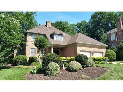 Cameron Wood Single Family Home For Sale: 9611 Sweet Cedar Lane