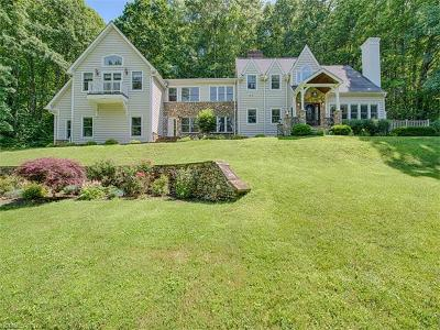 Waynesville Single Family Home For Sale: 386 & 362 Walker Road