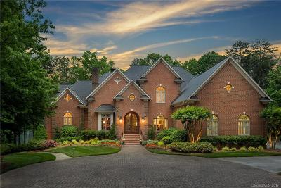 Denver, Sherrills Ford, Terrell, Davidson, Mooresville, Troutman, Stanley, Cornelius, Huntersville Single Family Home For Sale: 118 Brownstone Drive #447