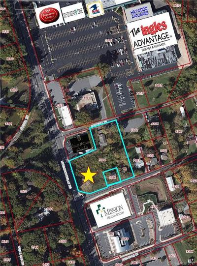 Asheville Residential Lots & Land For Sale: 852 Hendersonville Road