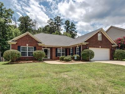 Matthews NC Single Family Home For Sale: $255,000