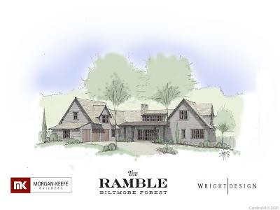 Asheville Single Family Home For Sale: 217 Ramble Way #271