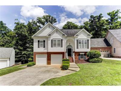 Kannapolis Single Family Home For Sale: 2109 Congress Court