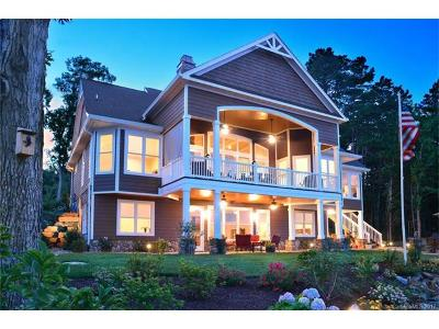 Stanly County Single Family Home For Sale: 214 Eagle Pointe Drive #19