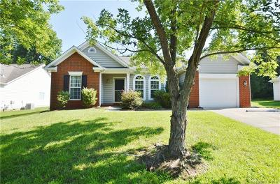 Charlotte Single Family Home Under Contract-Show: 9318 Broken Pine Lane