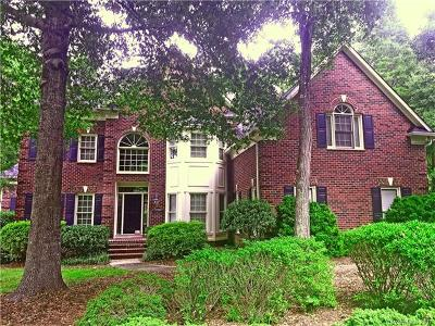 Davidson Single Family Home For Sale: 18918 Gainesway Court #007