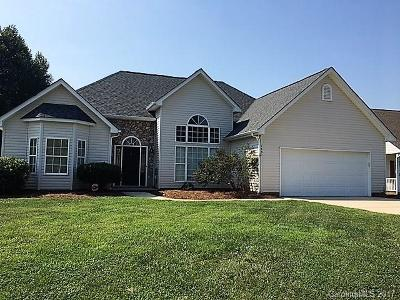 Iredell County Single Family Home For Sale: 143 Samdusky Lane
