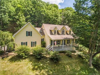 Waynesville Single Family Home For Sale: 128 Flying Hawk Trail