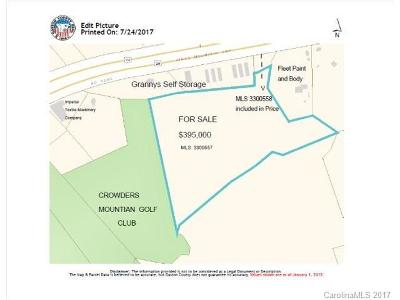 Kings Mountain Residential Lots & Land For Sale: Kings Mountain Highway