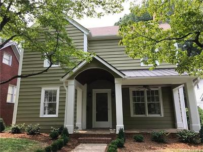 Single Family Home For Sale: 1614 Park Road
