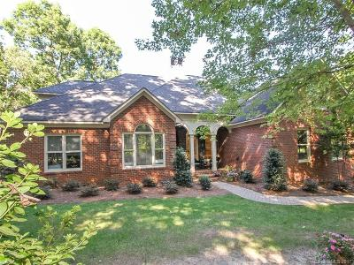 Indian Trail Single Family Home Under Contract-Show: 15712 Knollwood Place