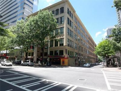 Charlotte Condo/Townhouse For Sale: 127 Tryon Street #611
