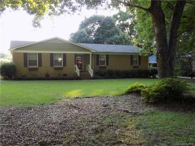 Mint Hill Single Family Home Under Contract-Show: 2423 Fox Hollow Road
